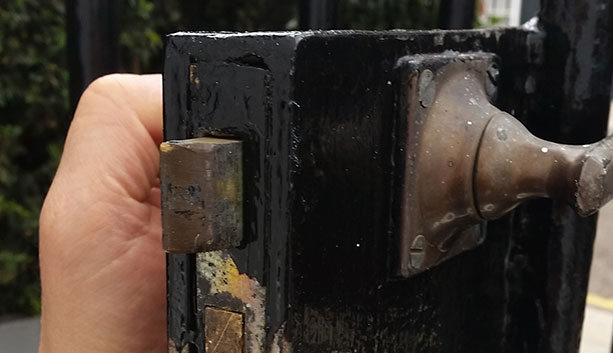 Gate Locks And Cylinders